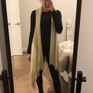 Hinge Sweater Vest/Duster